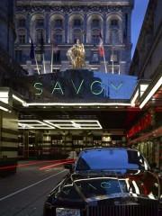 ロンドンSABOYホテル